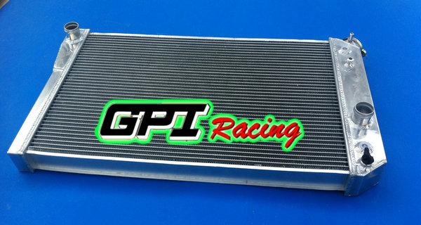 3 Row Aluminum Radiator For 1984-1990 Chevrolet Corvette C4 Small Block 5.7L V8