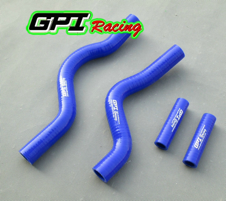 FOR SUZUKI RM 250 RM250 2001-2008 04 05 silicone radiator  hose