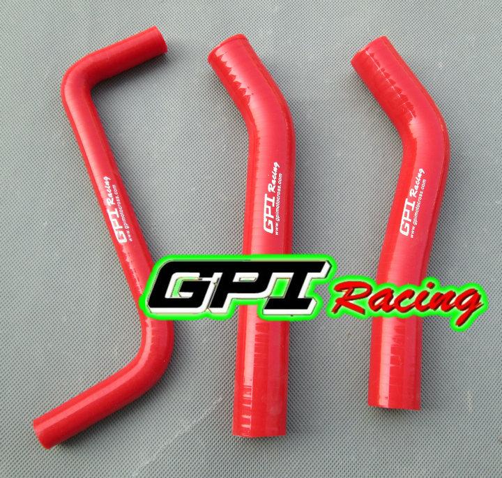 Honda TRX450R TRX450 silicone radiator hose 2006-2012 2011