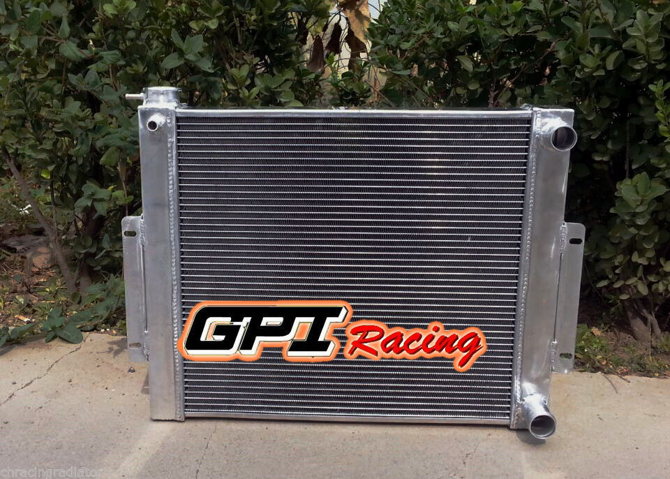 62MM FOR 1976-1986 JEEP CJ7 WITH CHEVY V8 LS SWAP Aluminum