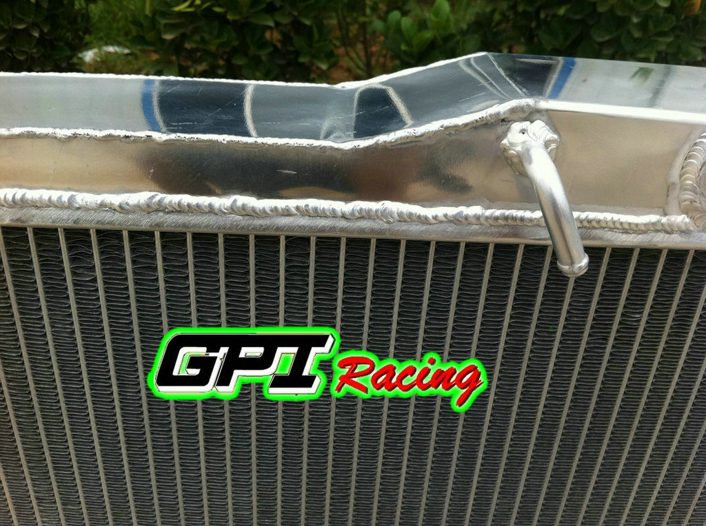 56mm Aluminum Alloy Radiator for MG MGB GT Roadster 1977-1980 1978 1979