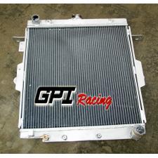 for Toyota LAND CRUISER 80 HDJ80//HZJ80 1HZ//1HD 4.2L MT /& AUTO aluminium radiator